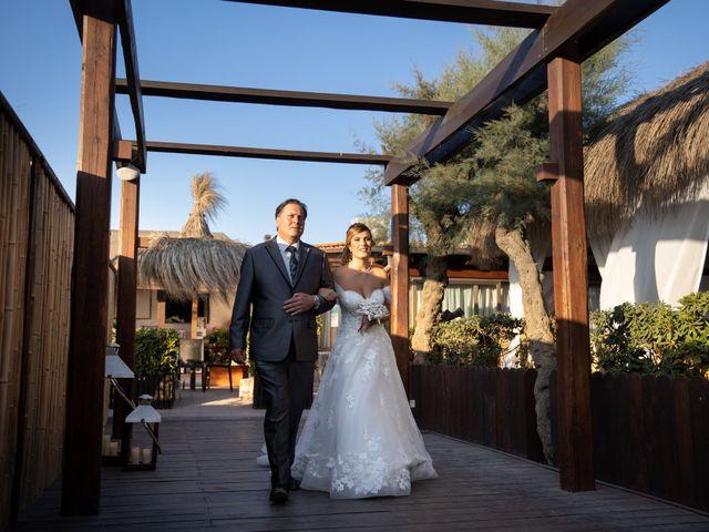 Il matrimonio di Simone e Valentina a Fiumicino, Roma 12