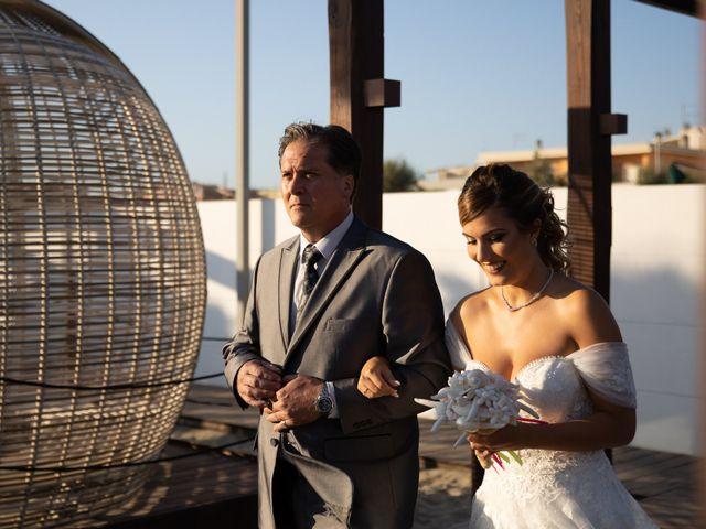 Il matrimonio di Simone e Valentina a Fiumicino, Roma 13