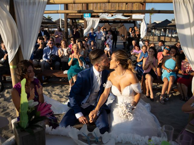 Il matrimonio di Simone e Valentina a Fiumicino, Roma 20
