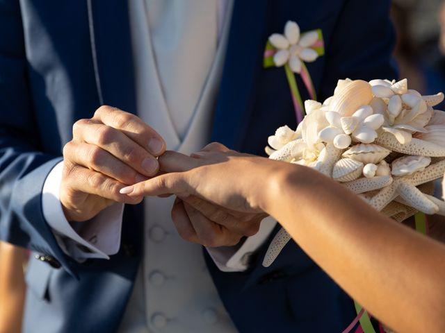 Il matrimonio di Simone e Valentina a Fiumicino, Roma 21