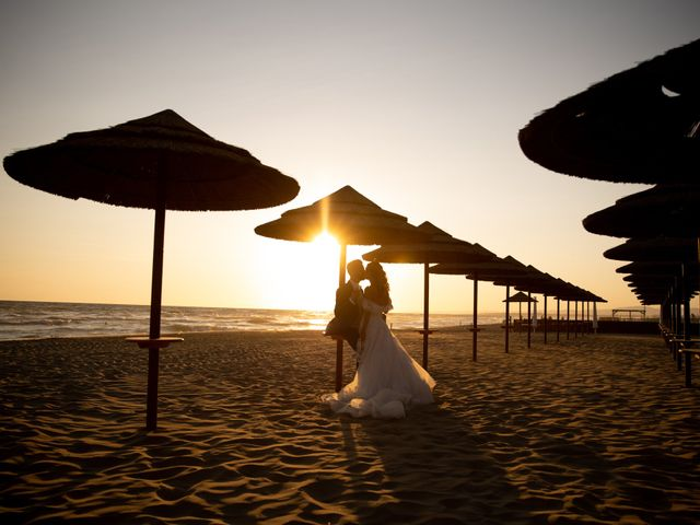 Il matrimonio di Simone e Valentina a Fiumicino, Roma 27