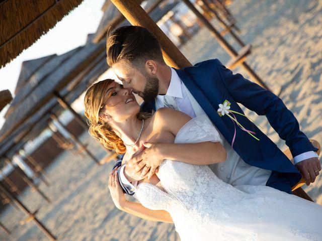 Il matrimonio di Simone e Valentina a Fiumicino, Roma 30