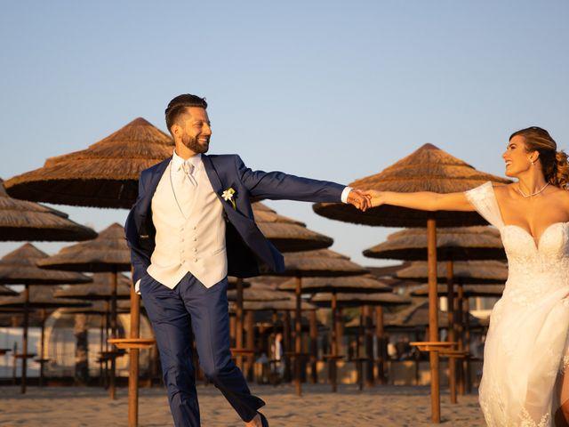 Il matrimonio di Simone e Valentina a Fiumicino, Roma 32