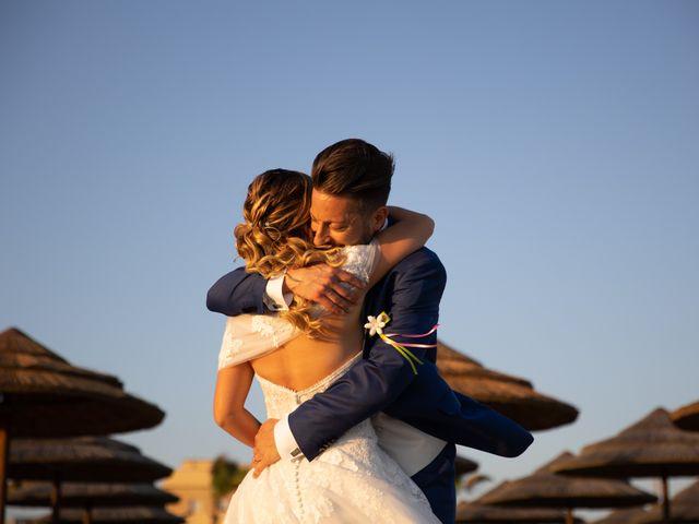 Il matrimonio di Simone e Valentina a Fiumicino, Roma 33