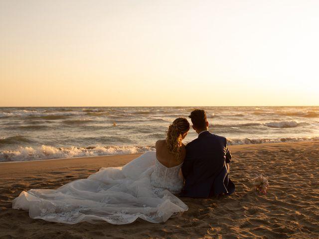 Il matrimonio di Simone e Valentina a Fiumicino, Roma 36