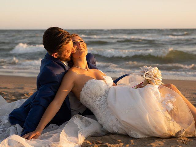Il matrimonio di Simone e Valentina a Fiumicino, Roma 37
