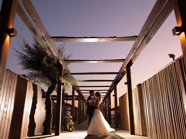 Il matrimonio di Simone e Valentina a Fiumicino, Roma 47