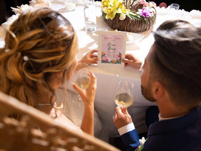 Il matrimonio di Simone e Valentina a Fiumicino, Roma 51