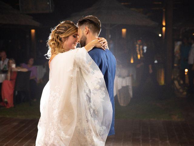 Il matrimonio di Simone e Valentina a Fiumicino, Roma 55