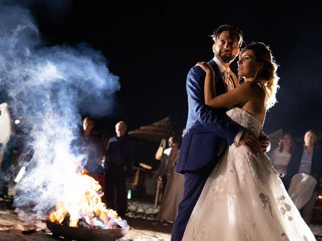 Il matrimonio di Simone e Valentina a Fiumicino, Roma 60