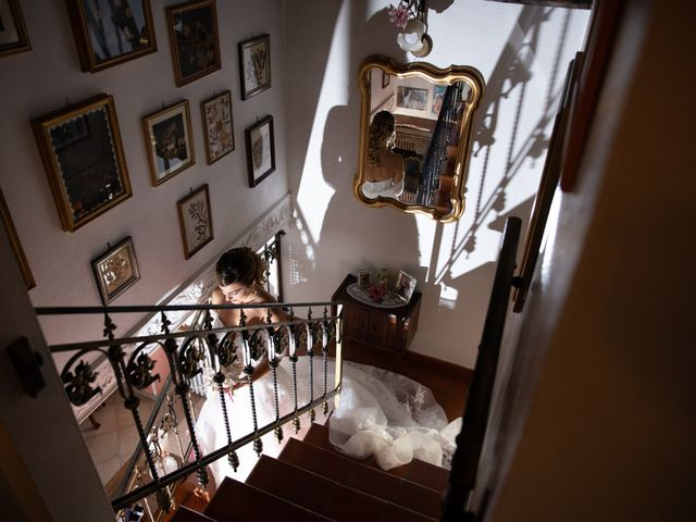 Il matrimonio di Simone e Valentina a Fiumicino, Roma 76