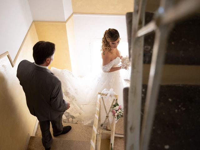Il matrimonio di Simone e Valentina a Fiumicino, Roma 77