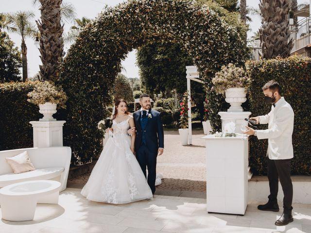 Il matrimonio di Viviana e Angelo a Aci Catena, Catania 3