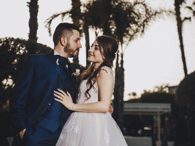Il matrimonio di Viviana e Angelo a Aci Catena, Catania 9