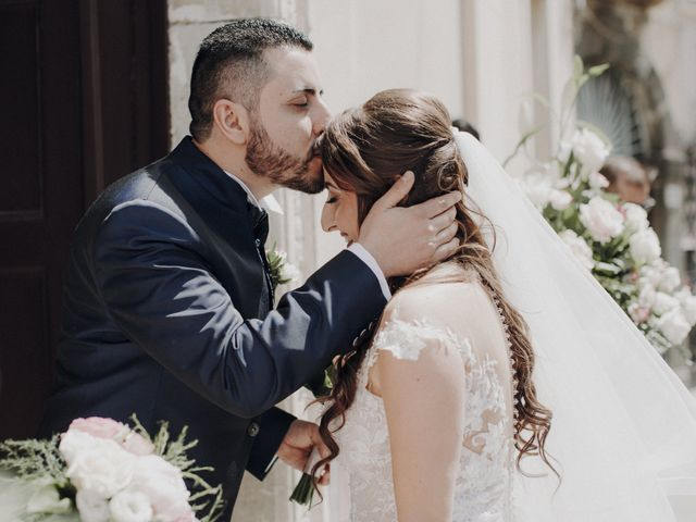 Il matrimonio di Viviana e Angelo a Aci Catena, Catania 11