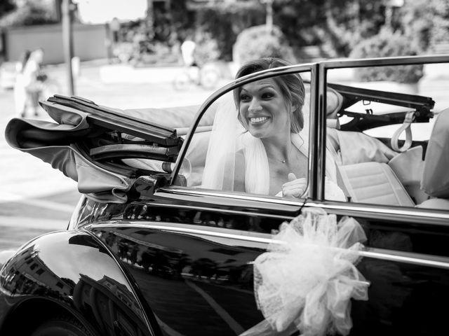 Il matrimonio di Stefano e Marta a Gaggiano, Milano 17