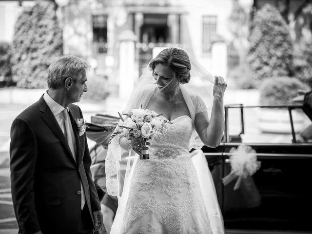 Il matrimonio di Stefano e Marta a Gaggiano, Milano 18