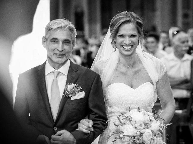 Il matrimonio di Stefano e Marta a Gaggiano, Milano 19