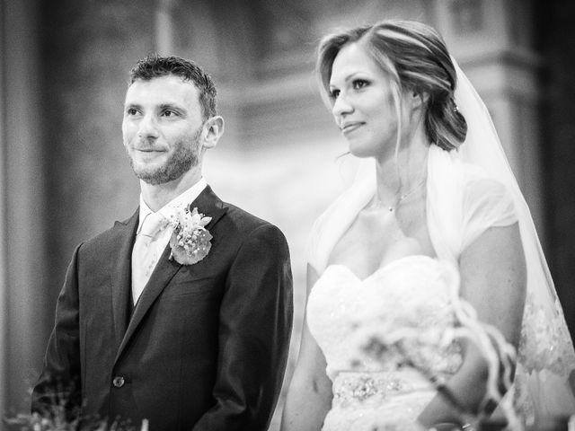 Il matrimonio di Stefano e Marta a Gaggiano, Milano 20