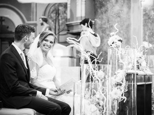 Il matrimonio di Stefano e Marta a Gaggiano, Milano 22