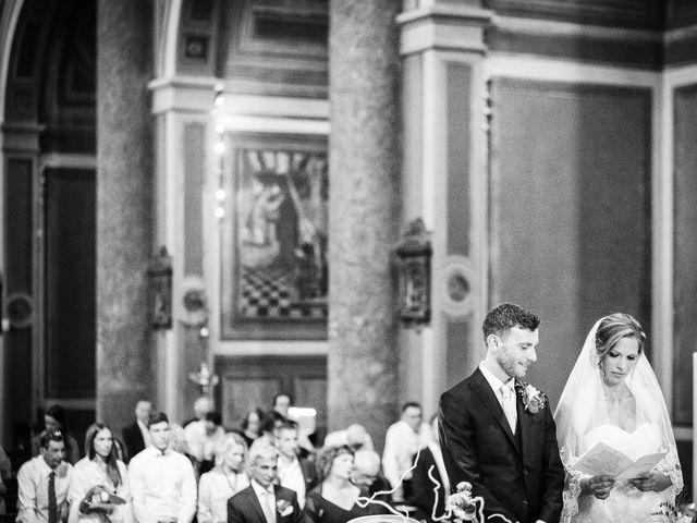 Il matrimonio di Stefano e Marta a Gaggiano, Milano 23