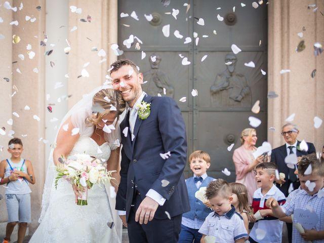 Il matrimonio di Stefano e Marta a Gaggiano, Milano 25
