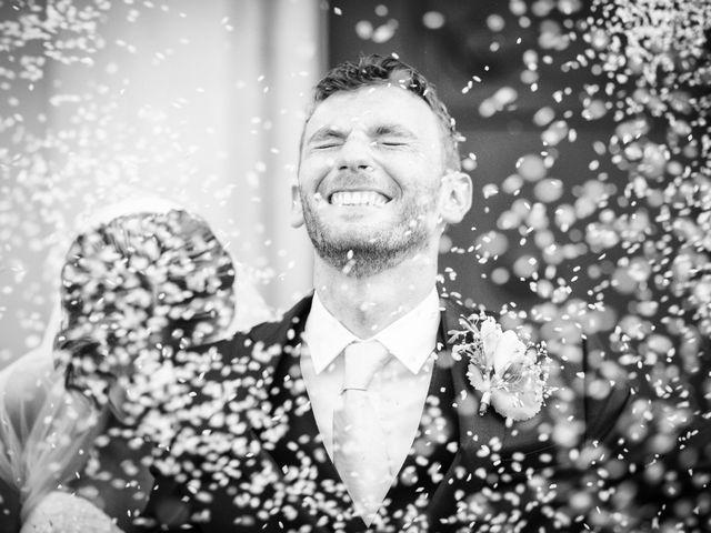 Il matrimonio di Stefano e Marta a Gaggiano, Milano 26