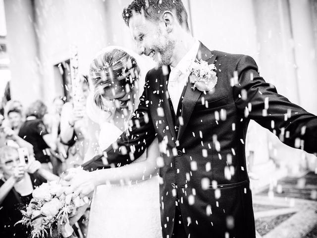 Il matrimonio di Stefano e Marta a Gaggiano, Milano 27