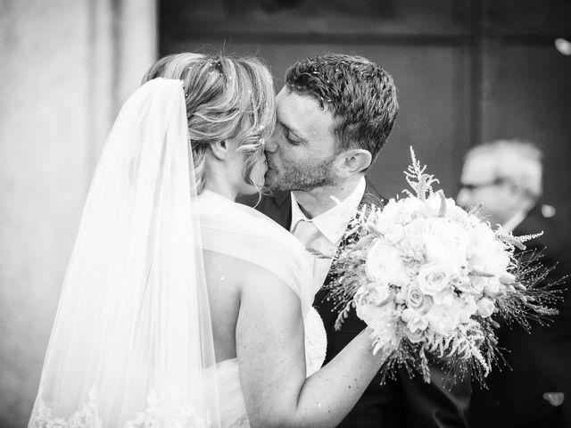 Il matrimonio di Stefano e Marta a Gaggiano, Milano 28