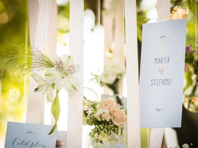 Il matrimonio di Stefano e Marta a Gaggiano, Milano 31