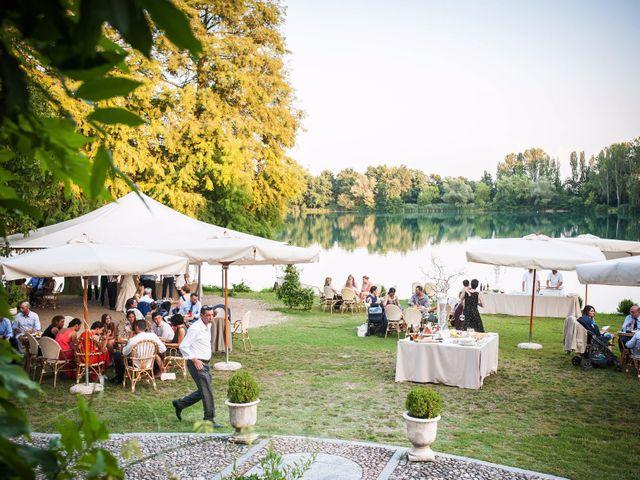 Il matrimonio di Stefano e Marta a Gaggiano, Milano 38