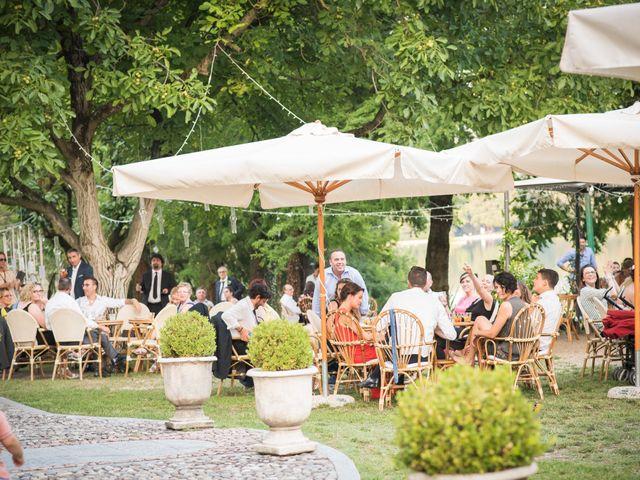 Il matrimonio di Stefano e Marta a Gaggiano, Milano 49