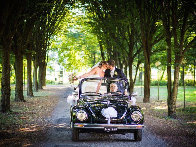 Il matrimonio di Stefano e Marta a Gaggiano, Milano 54