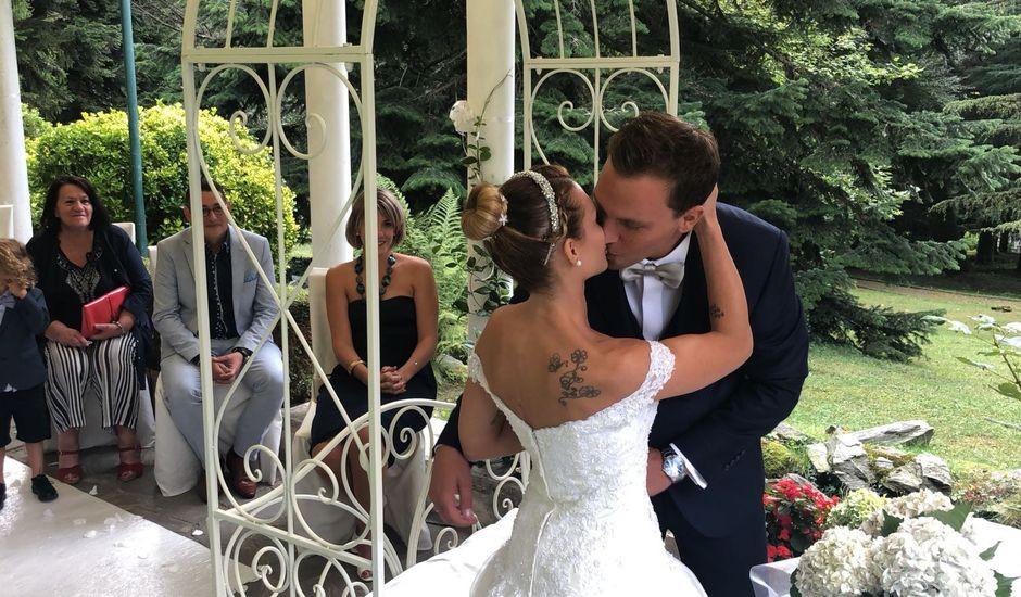Il matrimonio di Johan e Veronica a Coazze, Torino