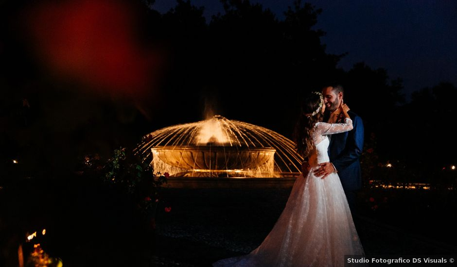 Il matrimonio di Andrea e Cristina a Rovato, Brescia
