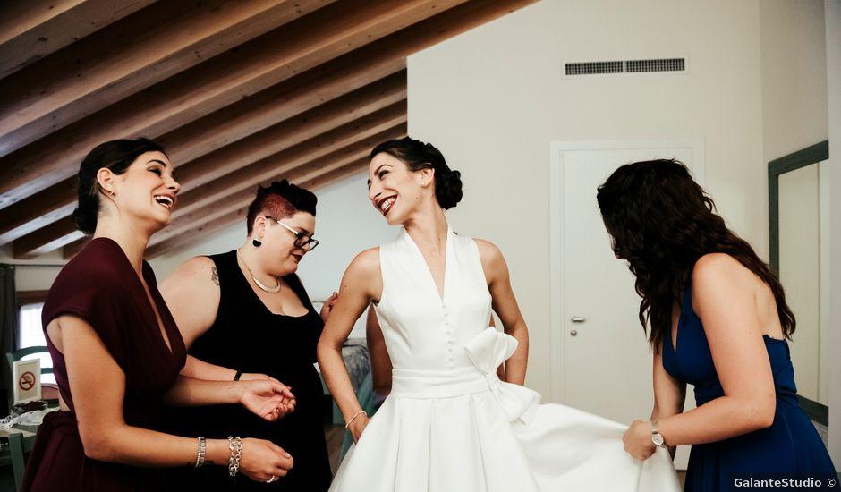 Il matrimonio di Fabio e Ilaria a Grumolo delle Abbadesse, Vicenza