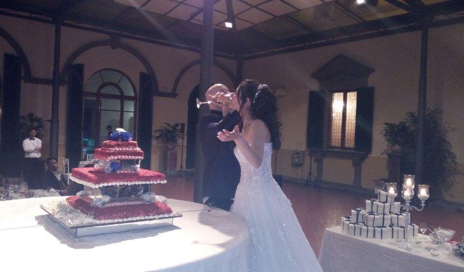 Il matrimonio di Matteo  e Denise a Signa, Firenze
