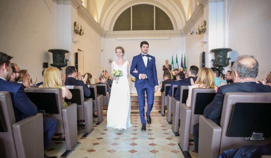 Il matrimonio di Georgie e Riccardo a Varenna, Lecco