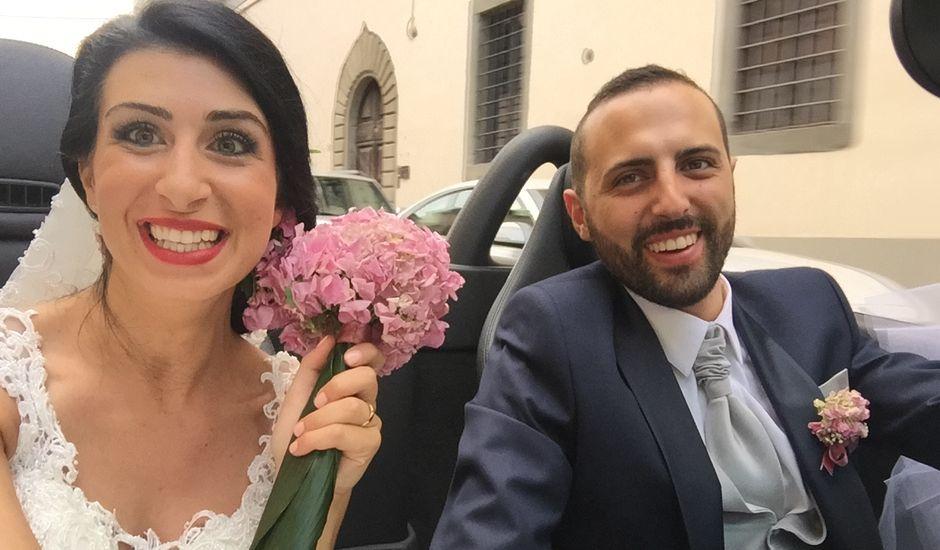 Il matrimonio di Elisa e Lorenzo a Pistoia, Pistoia