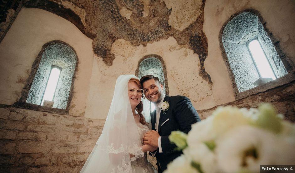 Il matrimonio di Alessandro e Elisabetta a Trescore Balneario, Bergamo