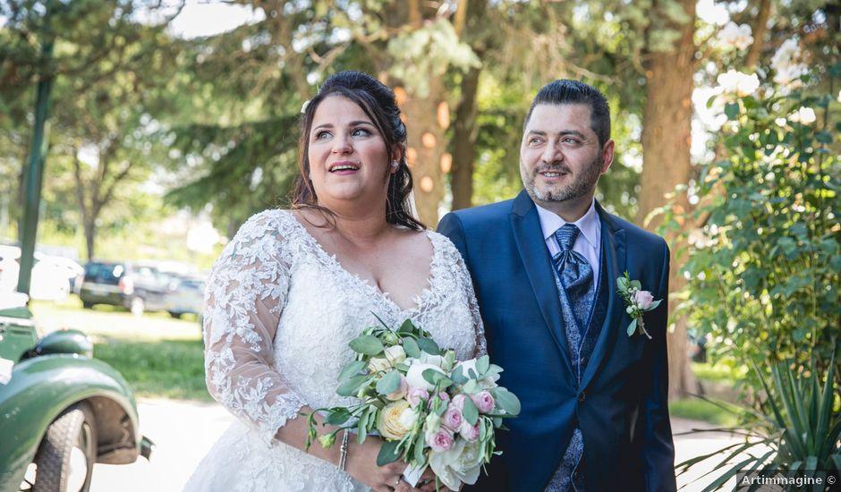 Il matrimonio di Cristian e Lucia a Forlì, Forlì-Cesena