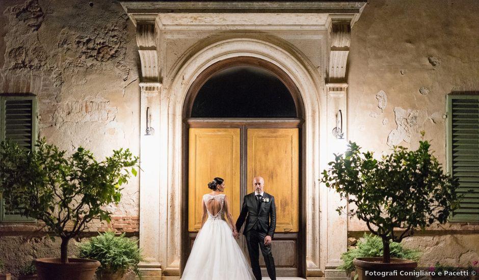 Il matrimonio di Giuliano e Barbara a Casole d'Elsa, Siena