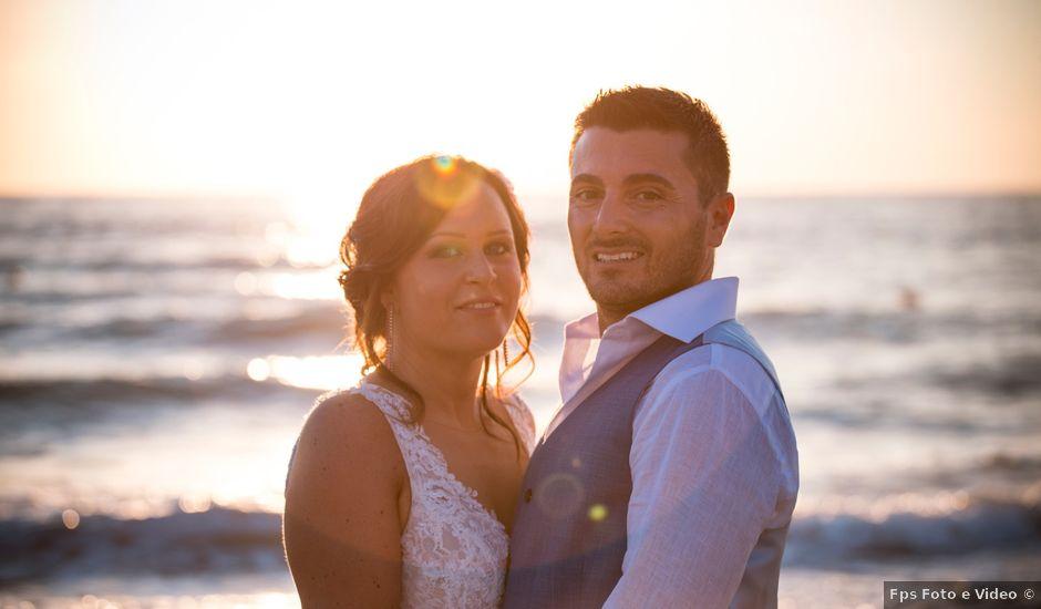 Il matrimonio di Lucia e Andrea a San Vincenzo, Livorno