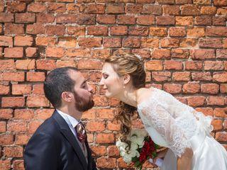 Le nozze di Alida e Mattia