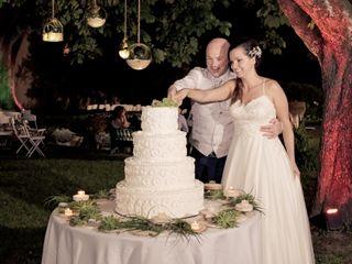 Le nozze di Daiane e Federico