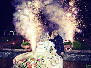 Le nozze di Luana e Fabio