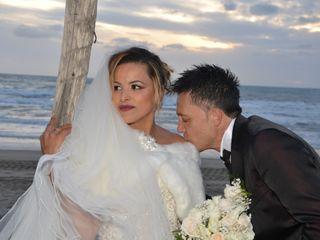 Le nozze di Nadia e Massimiliano