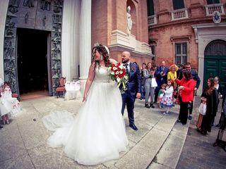Le nozze di Liliana e Fabio