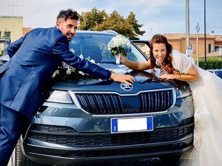 Le nozze di Erika e Cesare