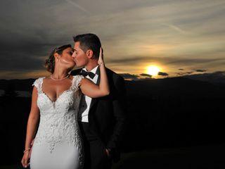 Le nozze di Natasha e Francesco